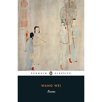 Poems by Wang Wei - 9780141398419 Book