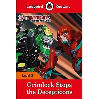 Transformers: Grimlock Stops� the Decepticons - Ladybird� Readers Level 2