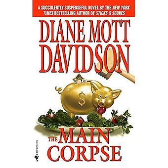 The Main Corpse (Culinary Mysteries)