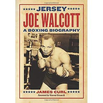 Jersey Joe Walcott: En boksning biografi