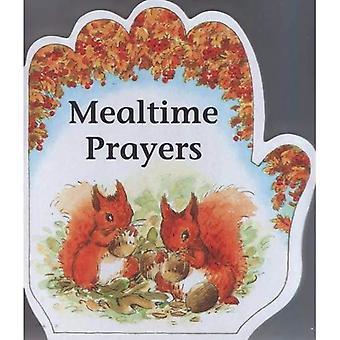 Prières de repas (petite série de prières)