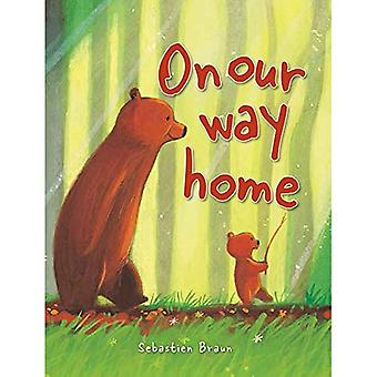 On Our Way Home [Board book]