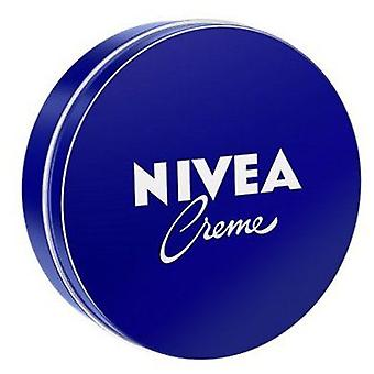 Nivea Moisturizing Cream in Blue Can