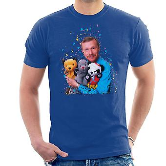 TV Times Matthew Corbett With Sooty Sweep And Soo Men's T-Shirt
