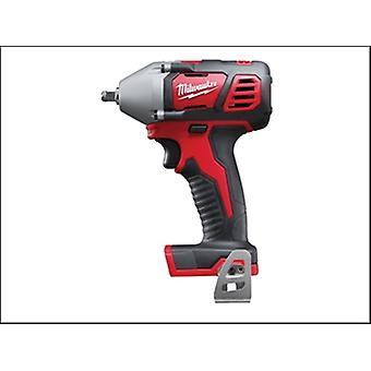 Milwaukee M18 Biw38-0 Compact 3/8in Impact Wrench 18 Volt Bare Unit