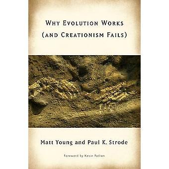 Hvorfor Evolution værker og kreationisme undlader af unge & Matt