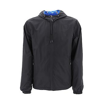 Kenzo svart Polyester ytterkläder jacka