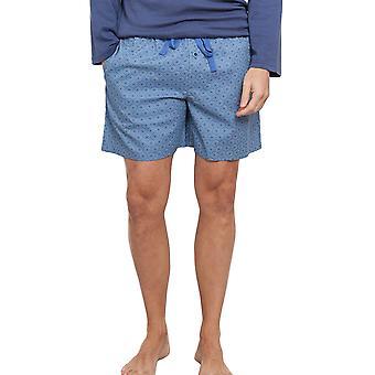 Haut de Pyjama Cyberjammies 6297 masculine Finn pyjama bleu