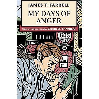 Meus dias de raiva por James T. Farrell - Charles ventilando - 978025207487