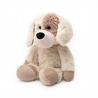 Intelex Cozy Plush Fully Microwavable Toy: Puppy