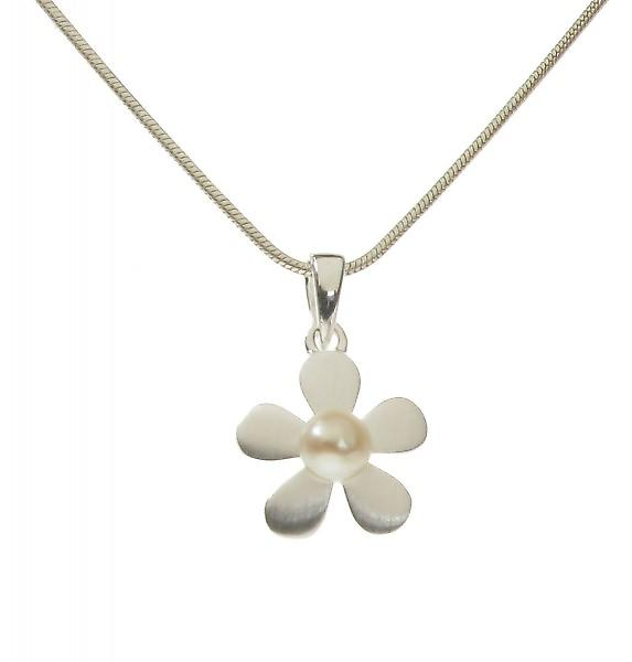 Cavendish French Lazy Daisy Silver Pendant