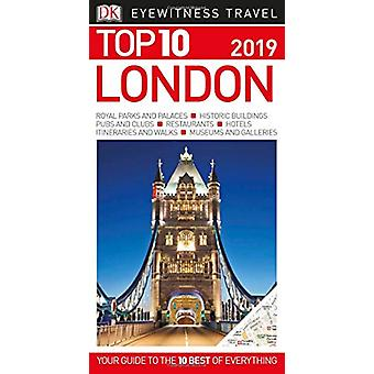 Top 10 London - 2019 by Top 10 London - 2019 - 9780241311592 Book