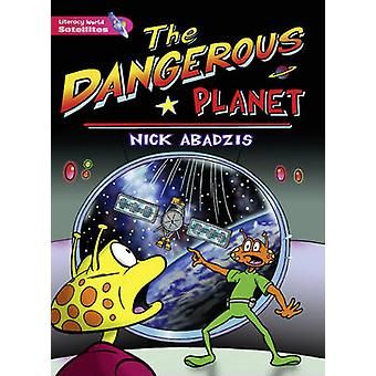 Literacy World Satellites Fiction Stage 2 Dangerous Planet - 97804351