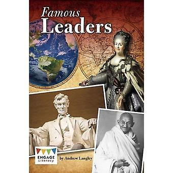Famous Leaders by Andrew Langley - 9781474745895 Book