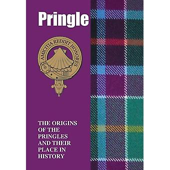 Pringle - The Origins of the Pringles and Their Place in History by Ia