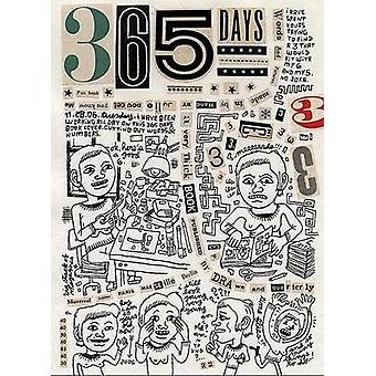 365 Days - A Diary by Julie Doucet by Julie Doucet - 9781897299159 Book