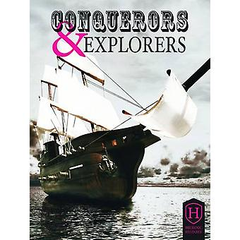 Conquerors and Explorers by Jim Pipe - 9781910512074 Book