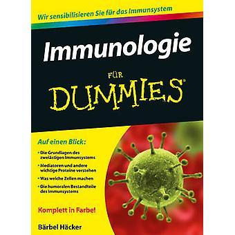 Immunologie Fur Dummies by Barbel Hacker - 9783527706013 Book