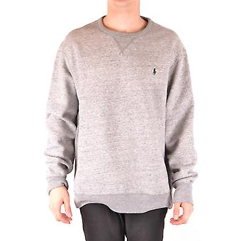 Ralph Lauren Grey Cotton Sweater