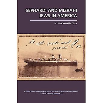Sephardi and Mizrahi Jews in America (Jewish Role in American Life: An Annual Review)