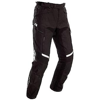 Richa Black Touareg 2 X Motorcycle Waterproof Pants