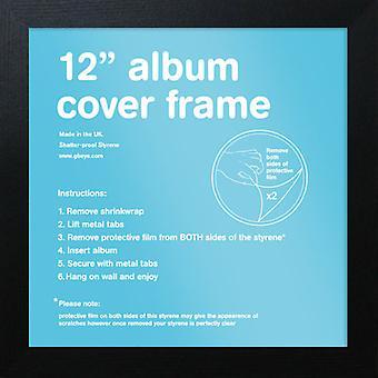 Eton Black Frame Album Poster / Print Frame