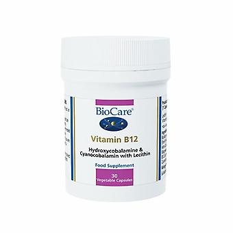 BioCare vitamin B12 tabletter 30 (14630)
