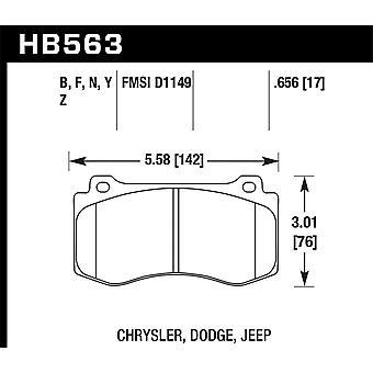 Hawk Performance HB563F. 656 HPS