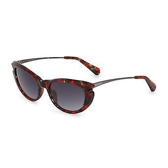 Óculos de sol vermelho Balmain BL2023B mulheres