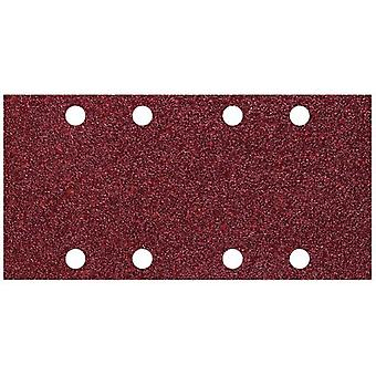 Wolfcraft 10 corundum adhesive sanding sheets (DIY , Tools , Consumables and Accessories)