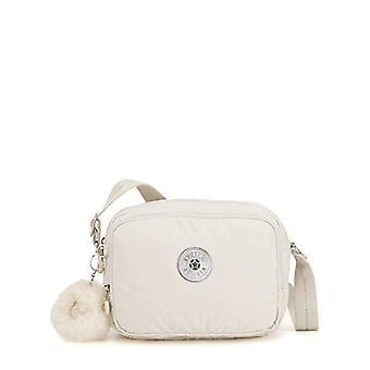 Kipling Silen - White Woman Shoulder Bags (Dazz White)