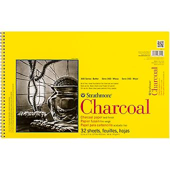 Strathmore Charcoal Spiral Paper Pad 11