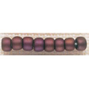 Mill Hill Glass Beads Size 6 0 4Mm 5.2 Grams Pkg Wildberry Gbd6 16025
