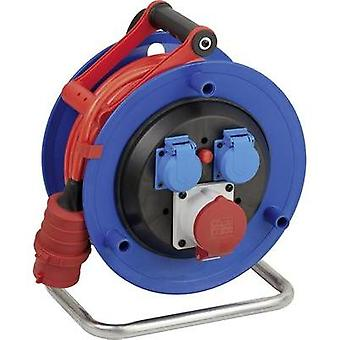 Cable reel 25 m Red CEE plug Brennenstuhl 1182770