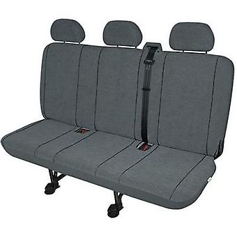 Seat covers 1-piece 22413 VS3 Polyester Anthracite