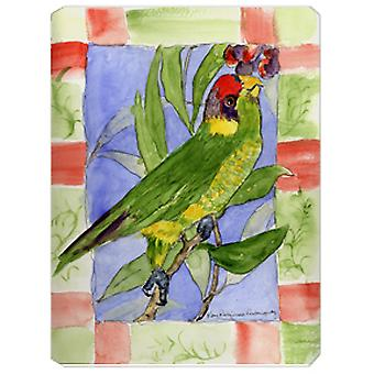 Bird - Lorikeet Mouse Pad, Hot Pad or Trivet