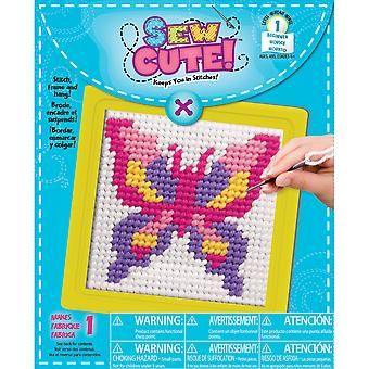 Sew Cute ! Broderie Kit-papillon 02345TA