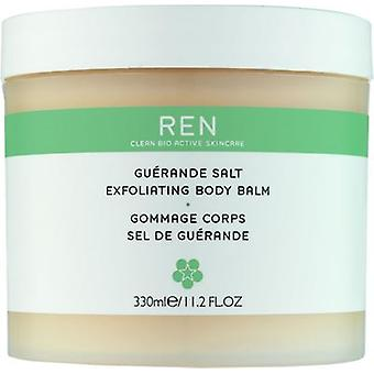 Ren Guréande Salt Exfoliating Body Balm
