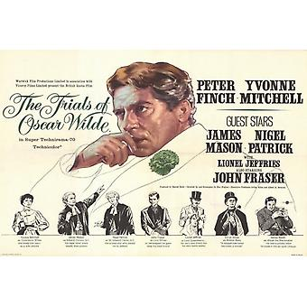 The Trials of Oscar Wilde Movie Poster Print (27 x 40)