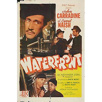 Waterfront Movie Poster (27 x 40)