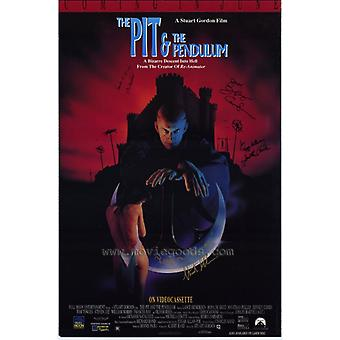 Pit and the Pendulum Movie Poster Print (27 x 40)