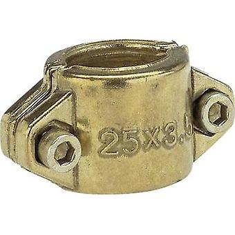 Brass Pipe clamp 20 mm (3/4) Ø GARDENA
