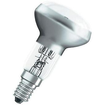 Eco halogen OSRAM 230 V E14 46 W Warm white EEC: D Reflector bulb dimmable 1 pc(s)