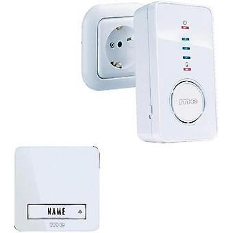 Wireless door bell Complete set m-e modern-electronics Bell 220