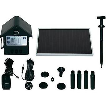 Solar pump set incl. battery, incl. lighting 250 l/h T.I.P. Set SPS 250/6 30332