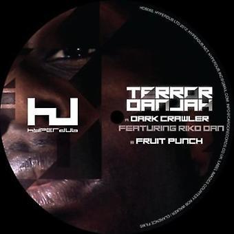 Terror Danjah Ft Riko Dan - mørke Crawler EP [Vinyl] USA importerer
