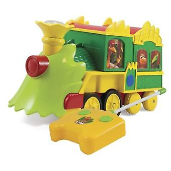 Tomy Train Travel In Time Dinotren Radio Control