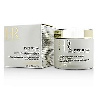 Helena Rubinstein Pure rituele zuivering van de zorg-In-olie Massage sublieme olie-In-Gel - 200ml / 6,49 oz