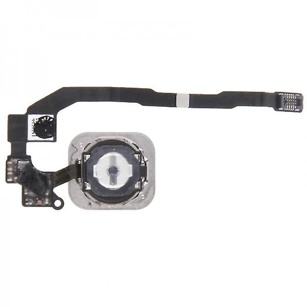 Compatible for Apple iPhone 5 sec Home button + Flex cable black