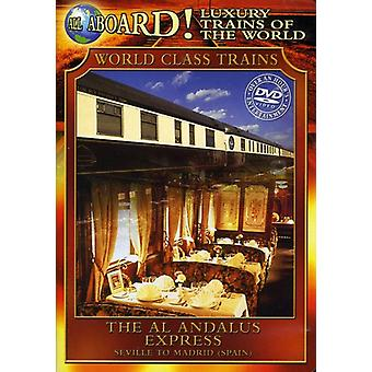 All Andalus Express [DVD] USA import